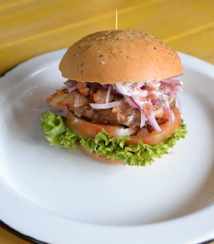 Peru Mix Burger