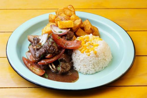 Lomo Saltado (Filet Mignon)